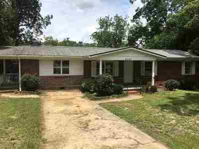 Perry Single Family Home For Sale: 2208 Macy