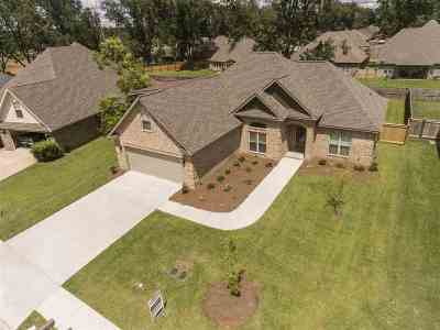 Kathleen Single Family Home For Sale: 112 Parkview Grove