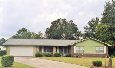 Warner Robins Single Family Home For Sale: 108 Sherwood