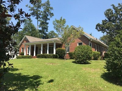 Macon Single Family Home For Sale: 2309 Gray Highway