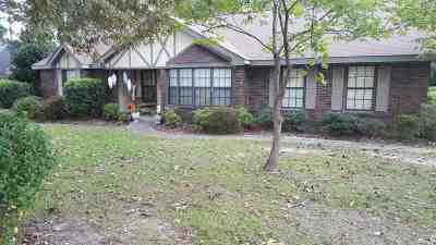 Warner Robins Single Family Home For Sale: 100 Covey