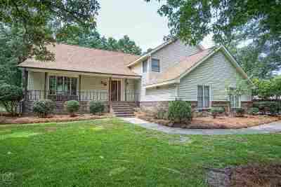 Warner Robins Single Family Home Contingent: 102 Wedge Way
