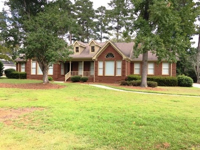 Warner Robins Single Family Home For Sale: 217 Fairways