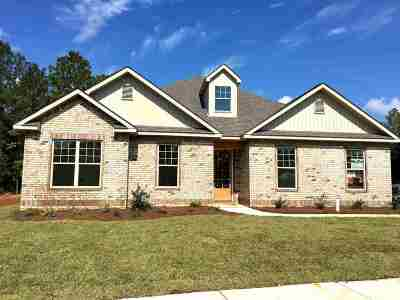 Perry Single Family Home For Sale: 200 Londie