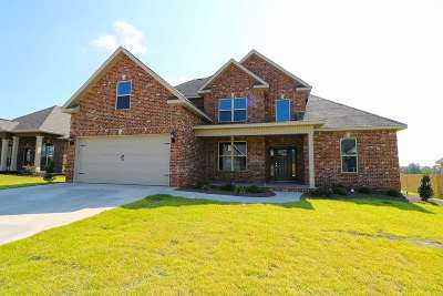 Bibb County, Crawford County, Houston County, Peach County Single Family Home For Sale: 113 Fortune Way