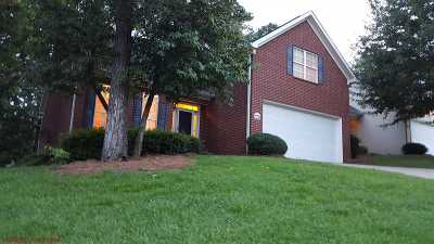 Macon Single Family Home For Sale: 129 High Ridge Drive
