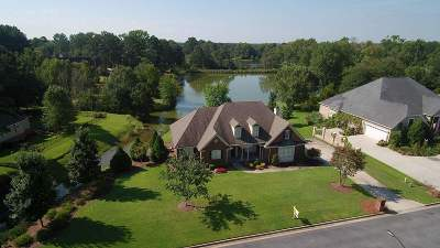 Warner Robins Single Family Home For Sale: 27 Willow Lake