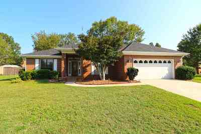 Warner Robins Single Family Home For Sale: 107 Wesley