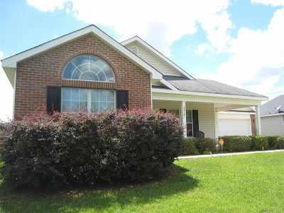 Warner Robins Rental For Rent: 1015 N Houston Lake