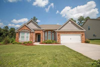 Kathleen Single Family Home For Sale: 201 Baxter Drive