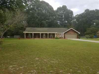Warner Robins Single Family Home For Sale: 104 Elmore Dr