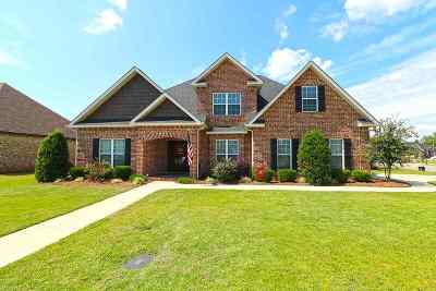 Warner Robins Single Family Home For Sale: 100 Lincolnshire Way