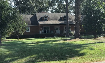 Warner Robins Single Family Home For Sale: 202 Quail Run Dr.