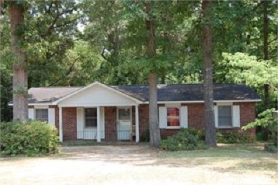 Warner Robins Single Family Home For Sale: 117 Marvin