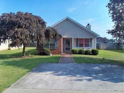 Bonaire Single Family Home For Sale: 125 Brandonshire Lane