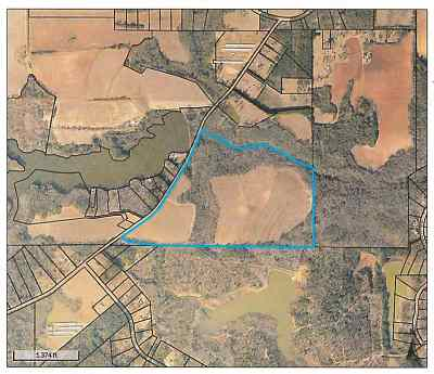 Perry Residential Lots & Land For Sale: 480 Toomer Road