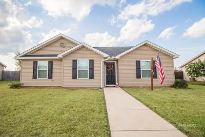 Perry Single Family Home For Sale: 210 Worchester