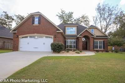 Warner Robins Single Family Home For Sale: 204 Cheshire Drive