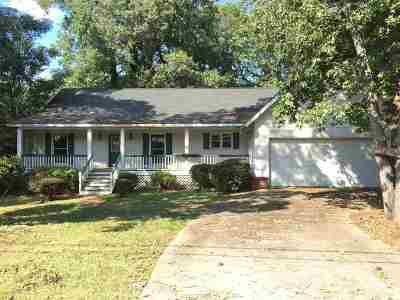 Warner Robins Single Family Home For Sale: 268 Lakeshore