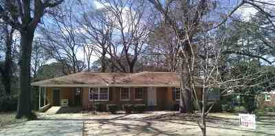 Warner Robins Rental For Rent: 505 Navarro