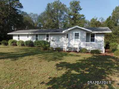 Perry Single Family Home For Sale: 235 Blue Bird