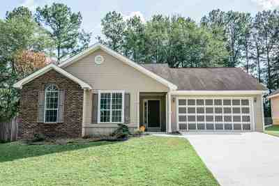 Warner Robins Single Family Home For Sale: 156 Carriage Hill Drive