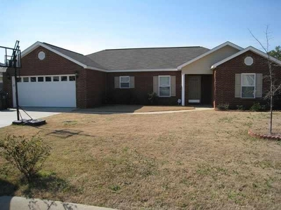 Warner Robins Rental For Rent: 123 Santangelo