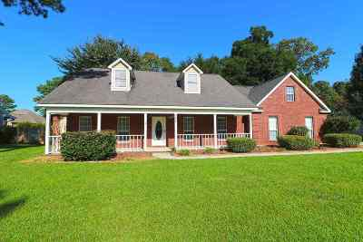 Warner Robins Rental For Rent: 202 Bay Laurel