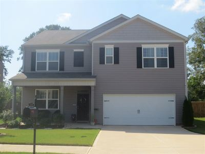 Kathleen Single Family Home For Sale: 240 Flowing Meadows