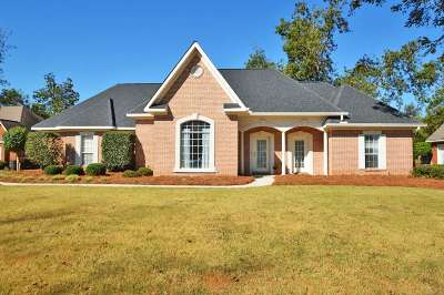 Kathleen Single Family Home For Sale: 106 Weatherstone Place