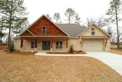 Kathleen Single Family Home For Sale: 124 Hawks Nest