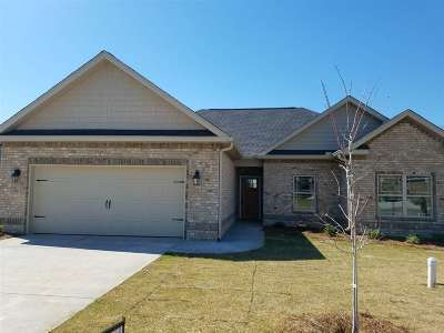 Perry Single Family Home For Sale: 222 Rainsong Trail