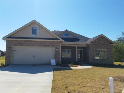 Perry Single Family Home For Sale: 226 Rainsong Trail