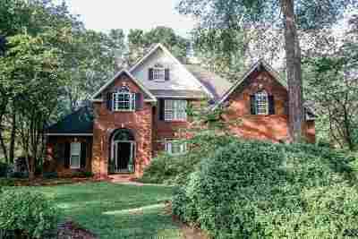 Kathleen Single Family Home For Sale: 207 Royal Crest