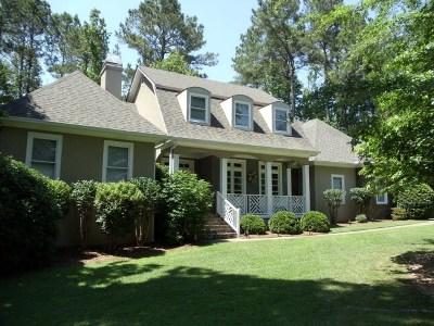 Macon Single Family Home For Sale: 231 Pebblebrook Lane