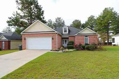 Kathleen Single Family Home For Sale: 125 Huntley
