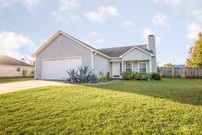 Kathleen Single Family Home For Sale: 207 E Pointe
