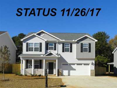 Perry Single Family Home For Sale: 319 Rippling Water Way