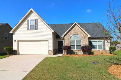 Perry Single Family Home For Sale: 119 Rippling Water