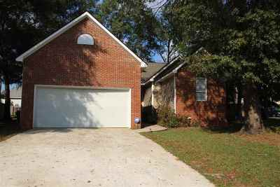 Perry Single Family Home For Sale: 300 Spring Creek