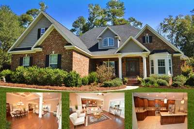 Bonaire Single Family Home For Sale: 2077 Hiwassee Drive