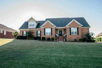 Macon Single Family Home For Sale: 356 Eagle Ridge Drive