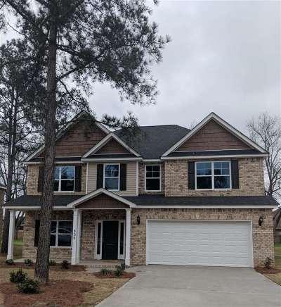 Kathleen Single Family Home For Sale: 809 Hawk's Nest Drive