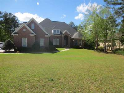 Warner Robins Single Family Home For Sale: 5 Willow Lake Drive