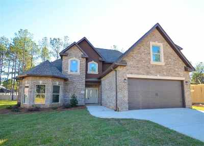 Kathleen Single Family Home For Sale: 107 Hawks Nest