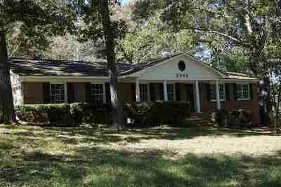 Bonaire Single Family Home For Sale: 2805 Moody