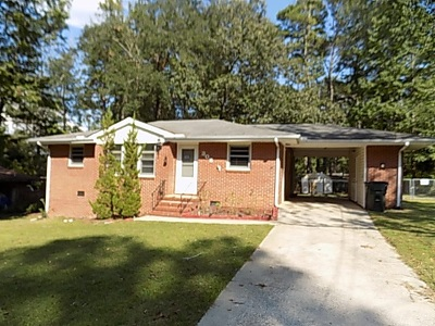 Warner Robins Single Family Home Verbal Agreement: 302 Clairmont Drive