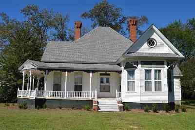 Macon Single Family Home For Sale: 6807 Houston Road