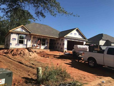 Perry Single Family Home For Sale 103 Avington Chase