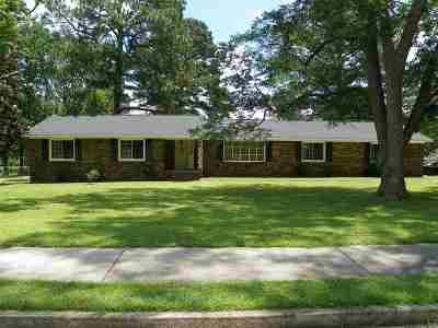 Bibb County, Crawford County, Houston County, Peach County Single Family Home For Sale: 5828 School